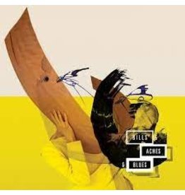 (LP) Various - Bills & Aches & Blues (2LP) (4AD Compilation)