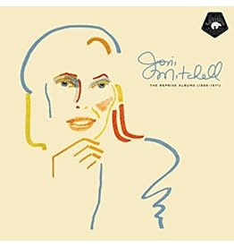 (CD) Joni Mitchell - The Reprise Albums (1968 - 1971)