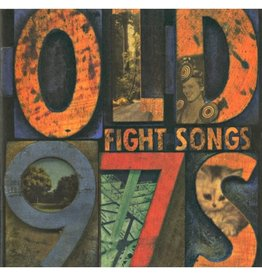 (LP) Old 97's - Fight Songs (3LP/Deluxe Edition)