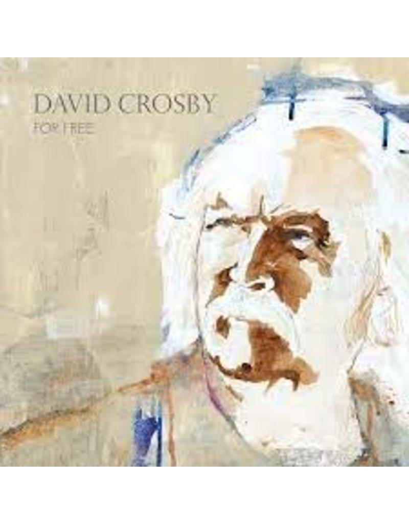 (CD) David Crosby - For Free