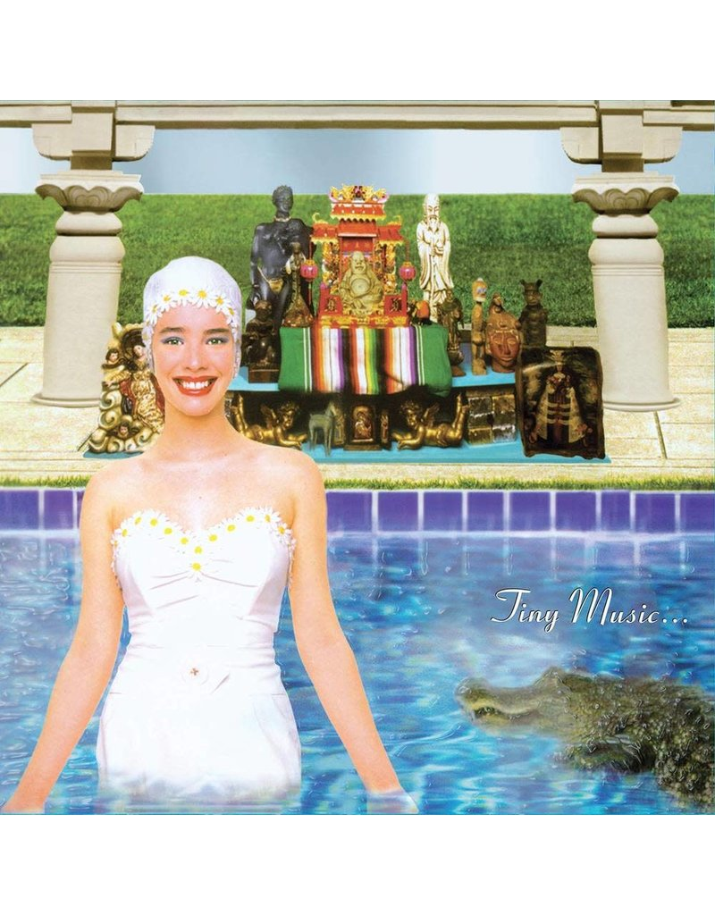 Atlantic (CD) Stone Temple Pilots - Tiny Music... Songs From The Vatican Gift Shop