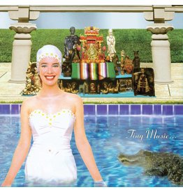 Atlantic (LP) Stone Temple Pilots - Tiny Music... Songs From The Vatican Gift Shop (Super Deluxe: 3CD + LP)