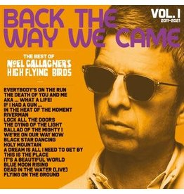 Sour Mash (LP) Noel Gallagher - Back the Way We Came - Vol. 1 2001-2021 (Deluxe Box Set)