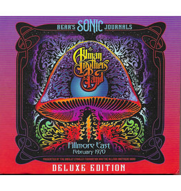 Self Released (CD) Allman Brothers Band - Bear's Sonic Journals (3CD/deluxe edition)