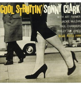 (LP) Sonny Clark - Cool Struttin' (Blue Note Classic Vinyl Edition)