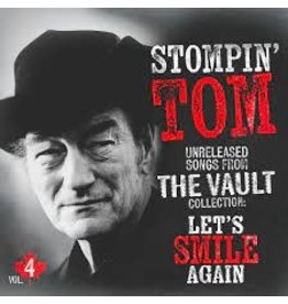 (LP) Stompin' Tom Connors - Unreleased Songs Vol. 4: Let's Smile Again