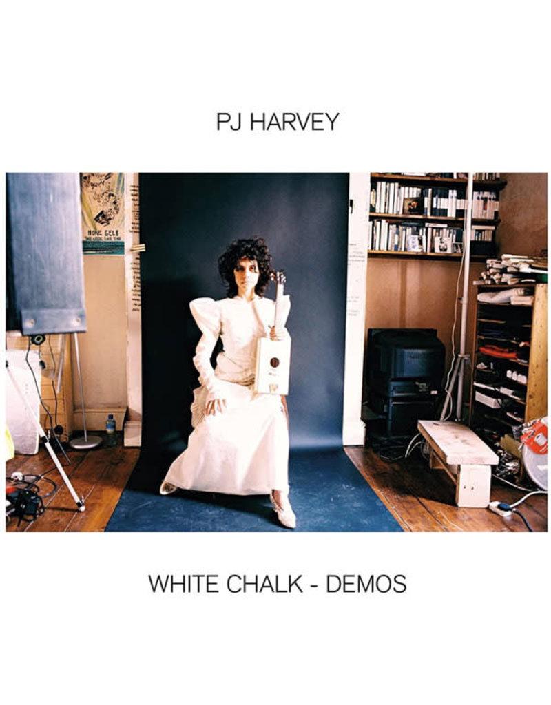 (LP) PJ Harvey - White Chalk - Demos