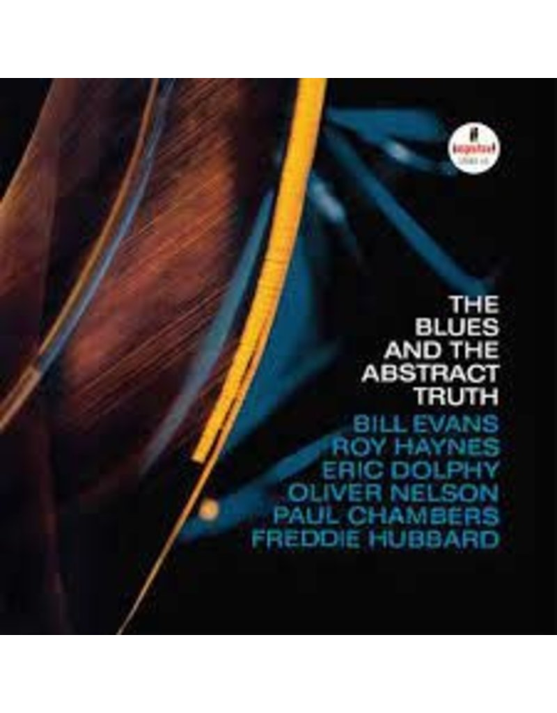 (LP) Oliver Nelson - The Blues And Abstract Truth (Acoustic Sounds Series)