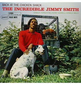 (LP) Jimmy Smith - Back At the Chicken Shack (Blue Note Classic Vinyl Edition)