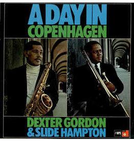 MPS (LP) Dexter Gordon & Slide Hampton - A Day In Copenhagen (Gatefold vinyl)