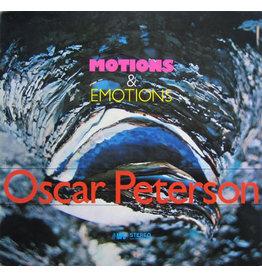 MPS (LP) Oscar Peterson - Motions & Emotions (Gatefold vinyl)