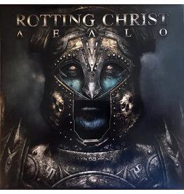 (LP) Rotting Christ - Aealo  (Limited Edition: Coke Bottle Green 2LP)