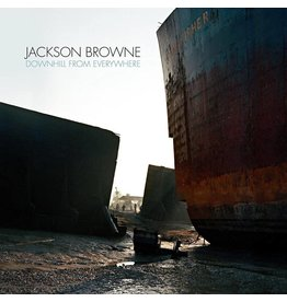 (LP) Jackson Browne - Downhill From Everywhere