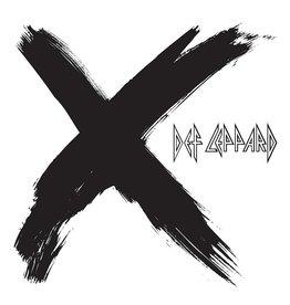 (LP) Def Leppard - X