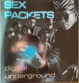Tommy Boy (LP) Digital Underground - Sex Packets (2LP/clear blue vinyl)