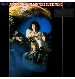 (LP) The Guess Who - American Woman (50th Ann/2020 Reissue) (DIS)