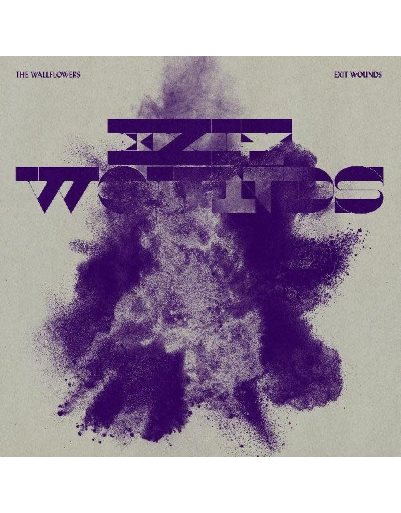 (CD) Wallflowers, The - Exit Wounds