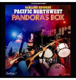 Beat Rocket (LP) Various - Garland Records - Pacific Northwest Pandora's Box (Blue Vinyl)