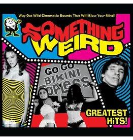 Modern Harmonic (LP) Something Weird - Greatest Hits (Yellow Vinyl)