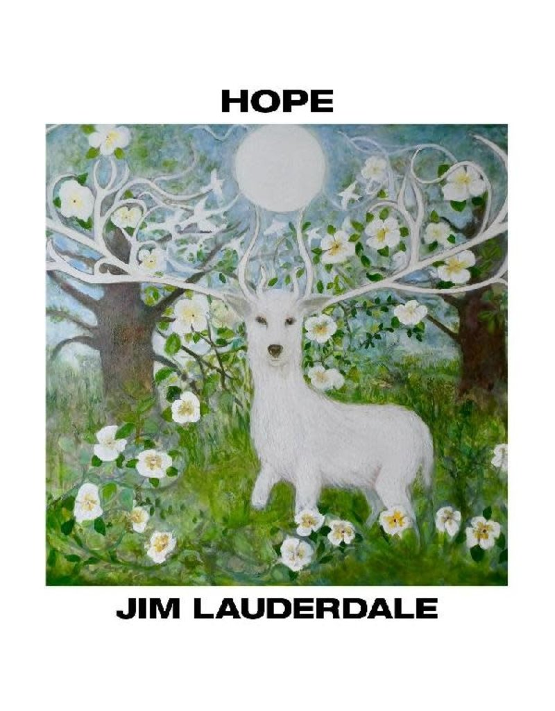 (CD) Jim Lauderdale - Hope