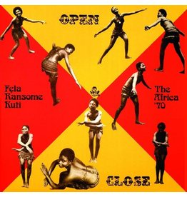 Knitting Factory Records (LP) Fela Kuti - Open & Close