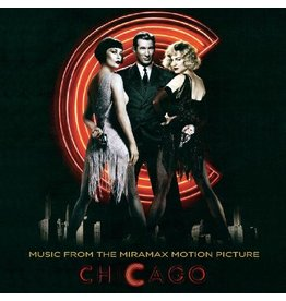 """(LP) Soundtrack - Chicago! (2LP Red with Yellow Streaks """"Chicago Fire"""" Vinyl Edition)"""