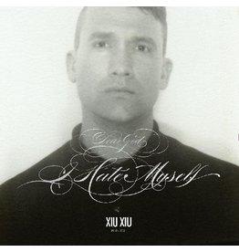 (LP) Xiu Xiu - Dear God, I Hate Myself (Indie: Deluxe Reissue, Cloudy Clear Vinyl)
