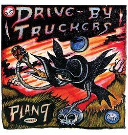 (LP) Drive-By Truckers - Plan 9 Records July 13, 2006 (Indie: 3LP Green Vinyl)