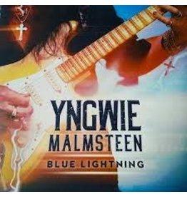(LP) Yngwie Malmsteen - Blue Lightning (Blue Splatter Vinyl) [Limited Edition]