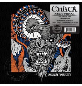 Weathermaker (LP) Clutch - Blast Tyrant (2LP/Clutch Collector's Series)