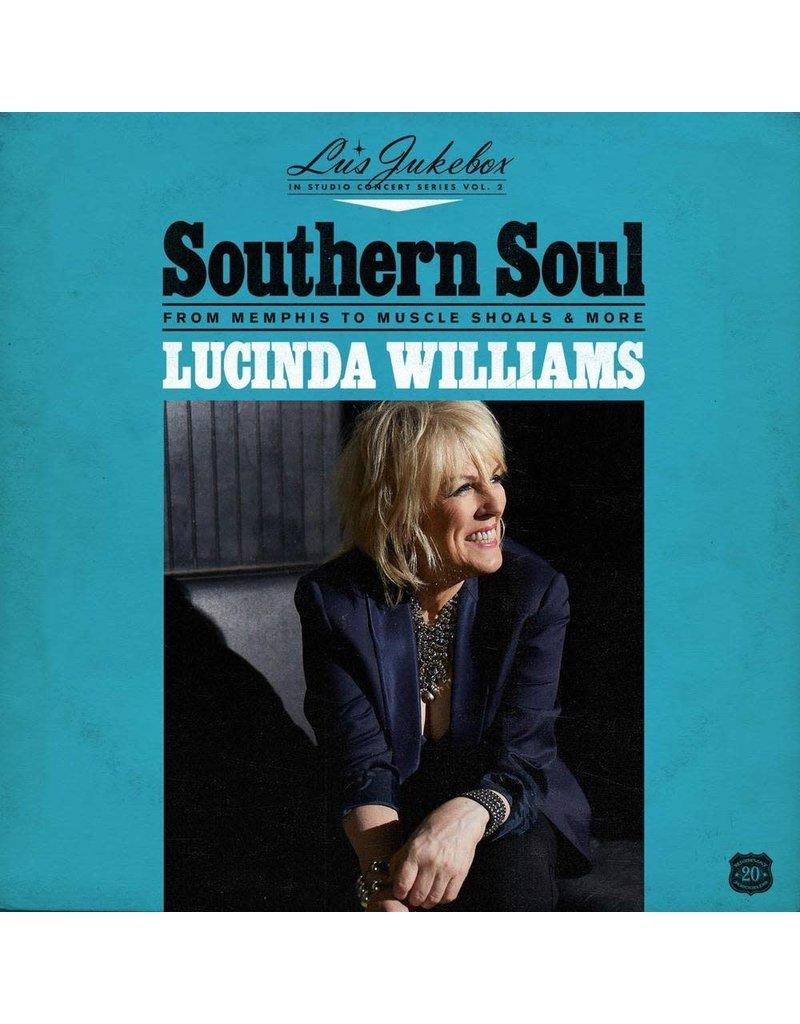 Highway 20 (LP) Lucinda Williams - Lu's Jukebox Vol. 2: Southern Soul