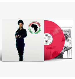 Tommy Boy (LP) Queen Latifah - All Hail The Queen (translucent red)