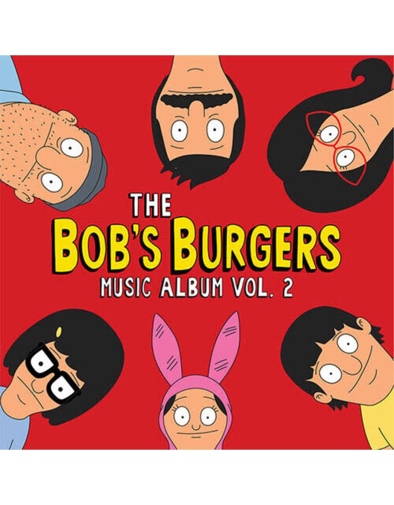 (CD) Soundtrack - Bob's Burgers - The Bob's Burgers Music Album Vol. 2 (2CD)