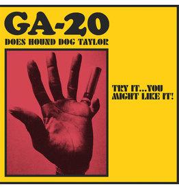 (LP) GA-20 - GA-20 Does Hound Dog Taylor (salmon pink)