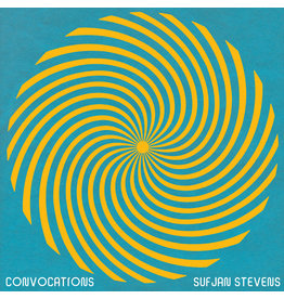 ASTHMATIC KITTY (LP) Sufjan Stevens - Convocations (5LP-coloured vinyl)