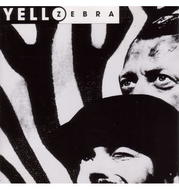 (LP) Yello - Zebra (2021 Reissue)