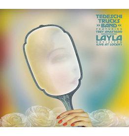 Fantasy (CD) Tedeschi Trucks Band - Layla Revisited feat. Trey Anastasio (2CD)