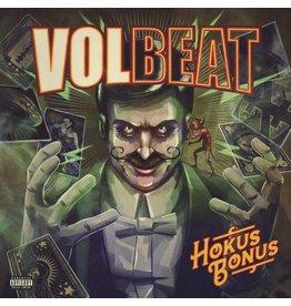 Republic (LP) Volbeat - Hokus Bonus (Standard black LP)