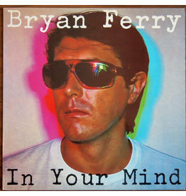 Virgin Records (LP) Bryan Ferry - In Your Mind (2021 Remaster)