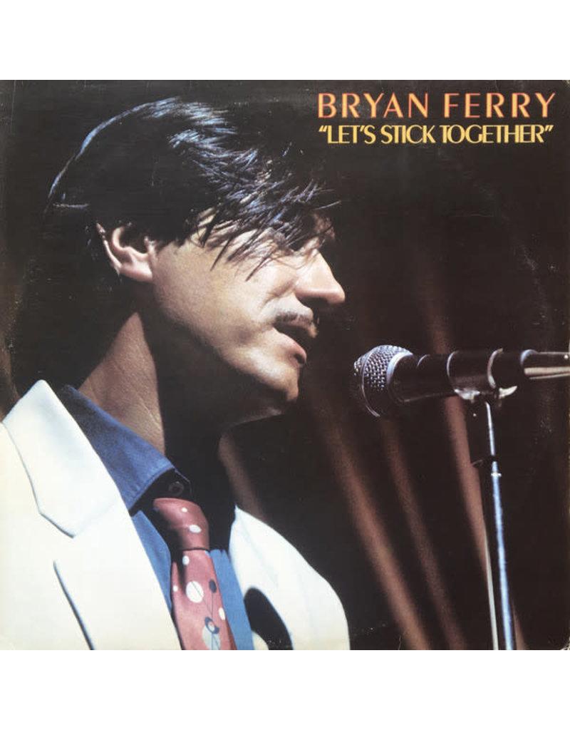 Virgin Records (LP) Bryan Ferry - Let's Stick Together (2021 Remaster)