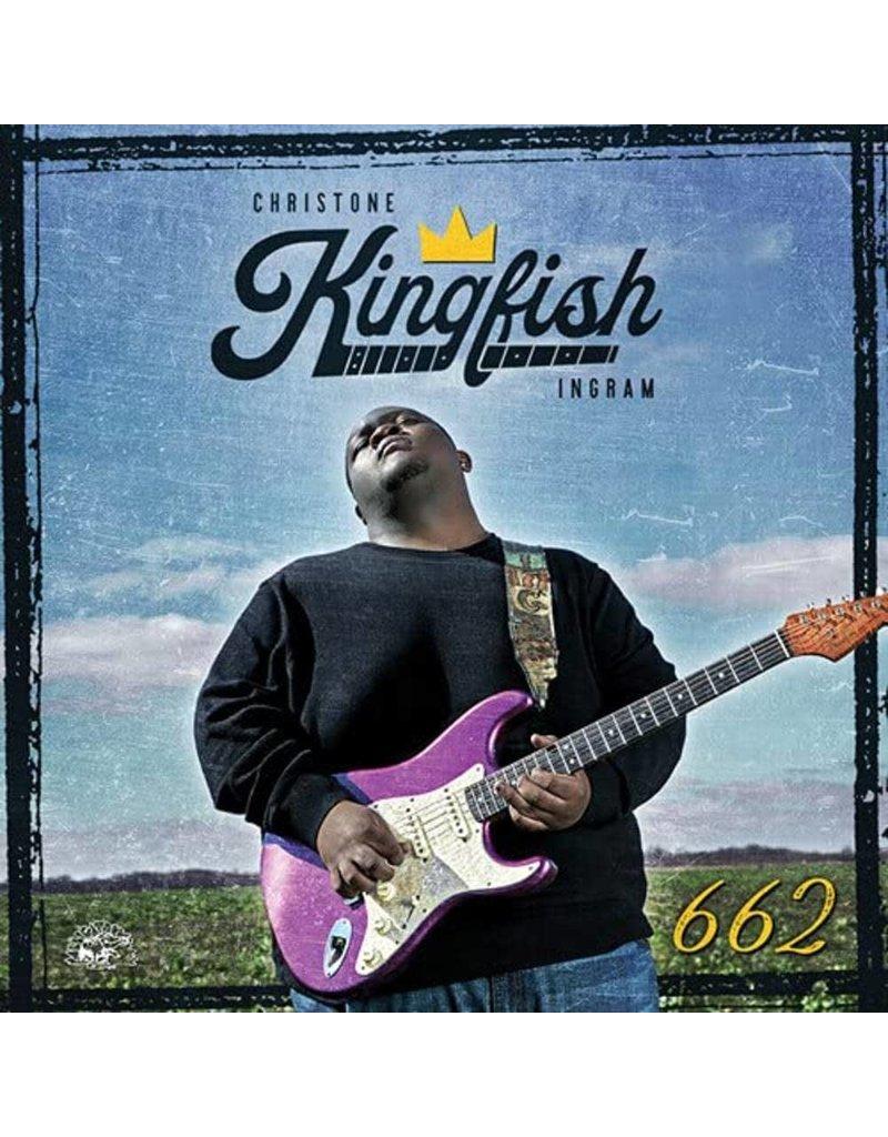 Alligator Records (CD) Christone Ingram - Kingfish