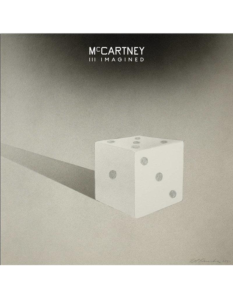 (CD) Paul Mccartney - McCartney III Imagined