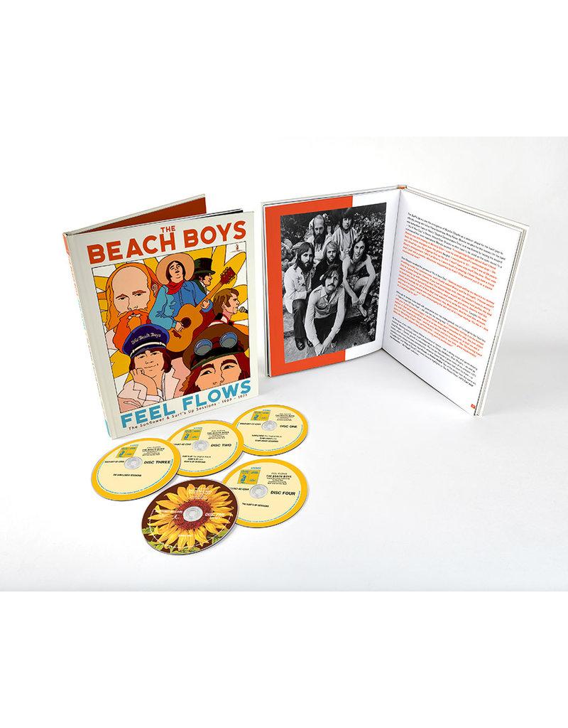 Hip-O (CD) Beach Boys - Feel Flows: The Sunflower & Surf's Up Sessions 1969-1971 (5CD Box Set)