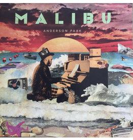 Steel Wool (LP) Anderson Paak - Malibu (2LP, UK Import)
