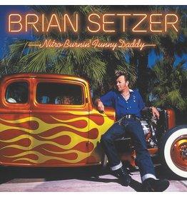 Surfdog Records (LP) Brian Setzer - Nitro Burnin' Funny Daddy