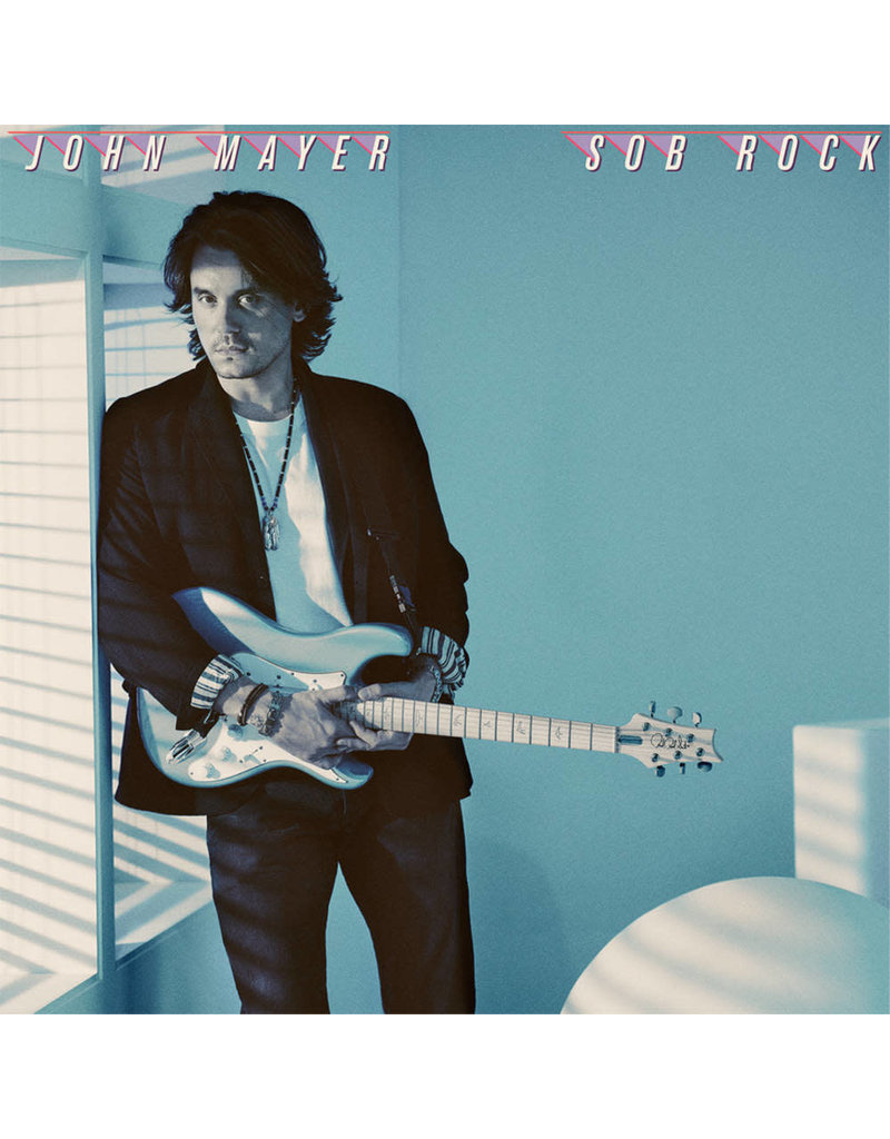(LP) John Mayer - Sob Rock