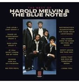 (LP) Harold Melvin & Blue Notes - The Best Of