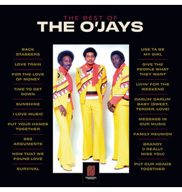 (LP) The O'Jays - The Best Of (2LP)