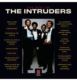 (LP) Intruders - The Best Of