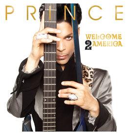 Legacy (CD) Prince - Welcome 2 America